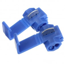 Aftakverbinders / kabelverbinders Scotchblock 1.5-2.5 mm² - blauw (25 stuks)