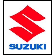 Emaille Bord Suzuki 40*50cm
