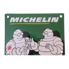 Emaille Bord 14*10cm Michelin