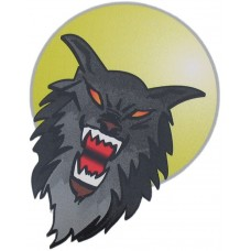 STICKER  WEERWOLF