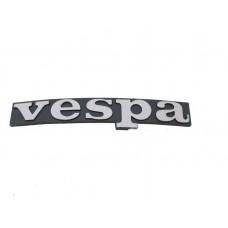 EMBLEEM 'VESPA' PX  (op beenschild) 18*120mm