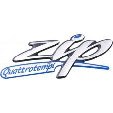 Embleem 'Zip Quattrotiempi'