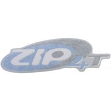 Embleem ' Zip 4T'