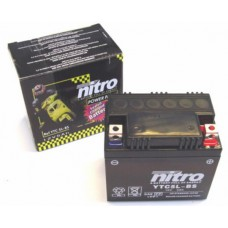 Accu YTC5L-BS / NT5L SLA GEL Nitro Kisbee/ Super 9 / V-Clic