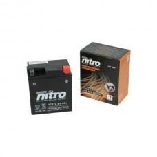 Accu YTX7L-BS (6 A) Nitro Gel (Vespa Primaverva/Sprint)