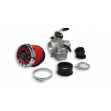 Carburateurset + powerfilter vhst bs sco piaggio 2t 28mm malossi mhr 1616276